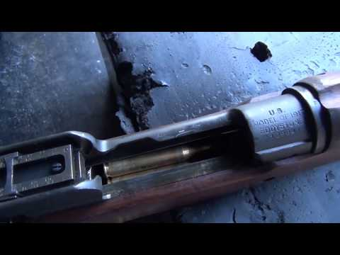 EXTRA VIDEO: M1917 Enfield .30-06 Feed Jam