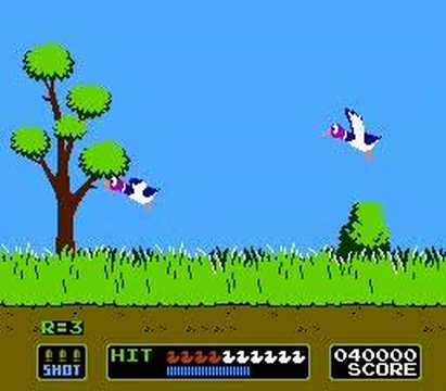 Duck Hunt Nes Youtube