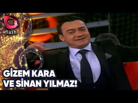 Gizem Kara Ve Sinan Yılmaz'dan Düet! | 29 Mart 2016 indir