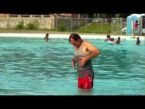 Downtown Steve at Central Park Pool - Schenectady