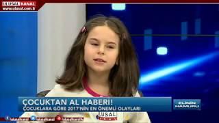 Elinin Hamuru- 30 Aralık- Şule Perinçek- Ulusal Kanal