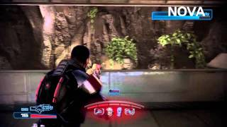 Mass Effect 3 | Vanguard Class Powers and Abilities  HD