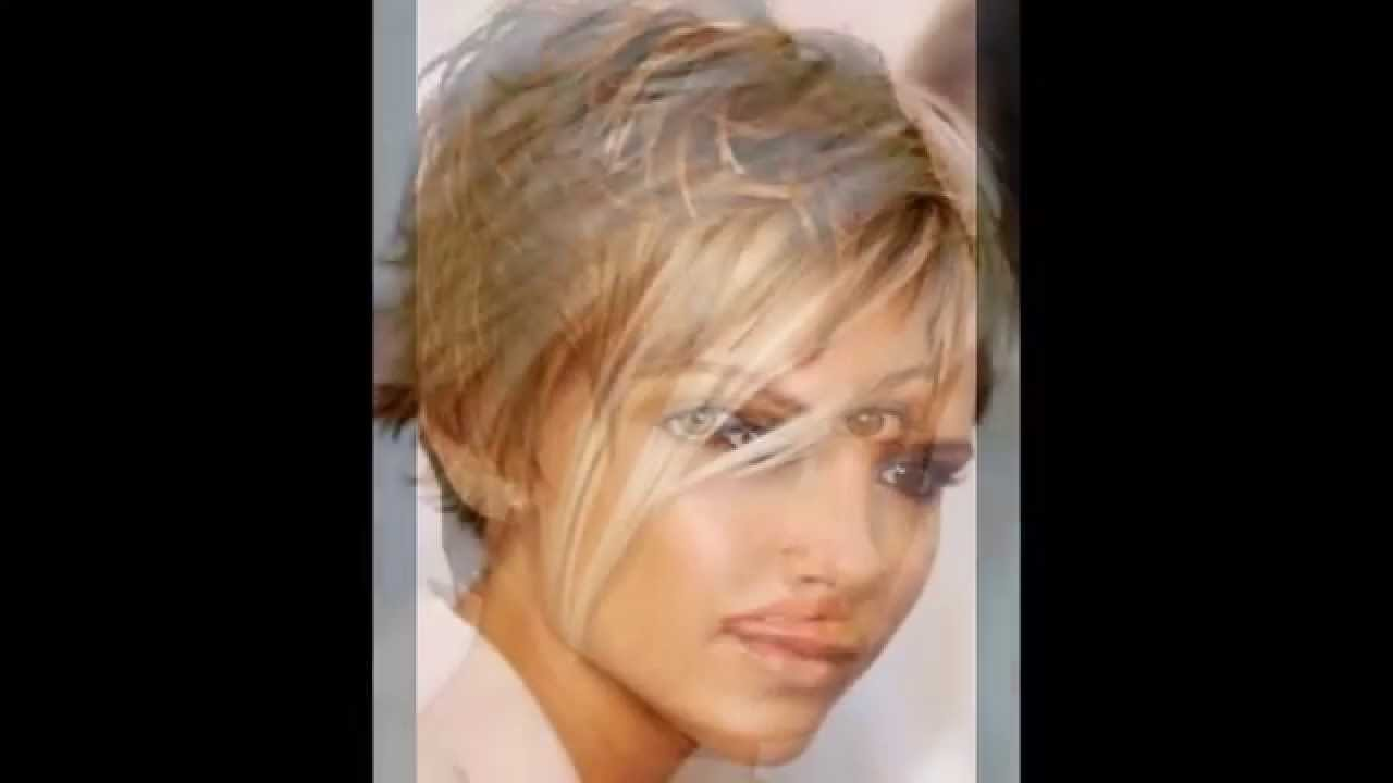 Short Hairstyles For Women Over 60 - YouTube