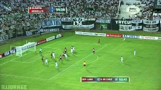 [HD] Olimpia 4-1 Newell