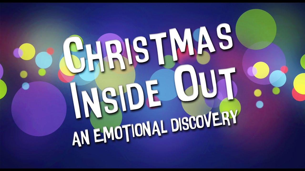 Christmas Inside Out: Sadness - YouTube