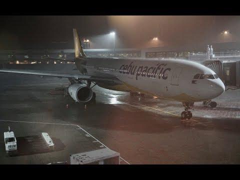 Cebu Pacific A330 Flight Experience: 5J804 Singapore to Manila
