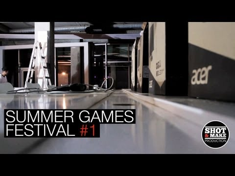 SUMMER GAMES FESTIVAL CASABLANCA #1