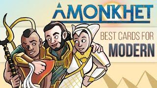 amonkhet best cards for modern