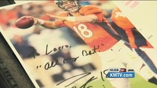 Peyton Manning's snap-count a favorite in Omaha