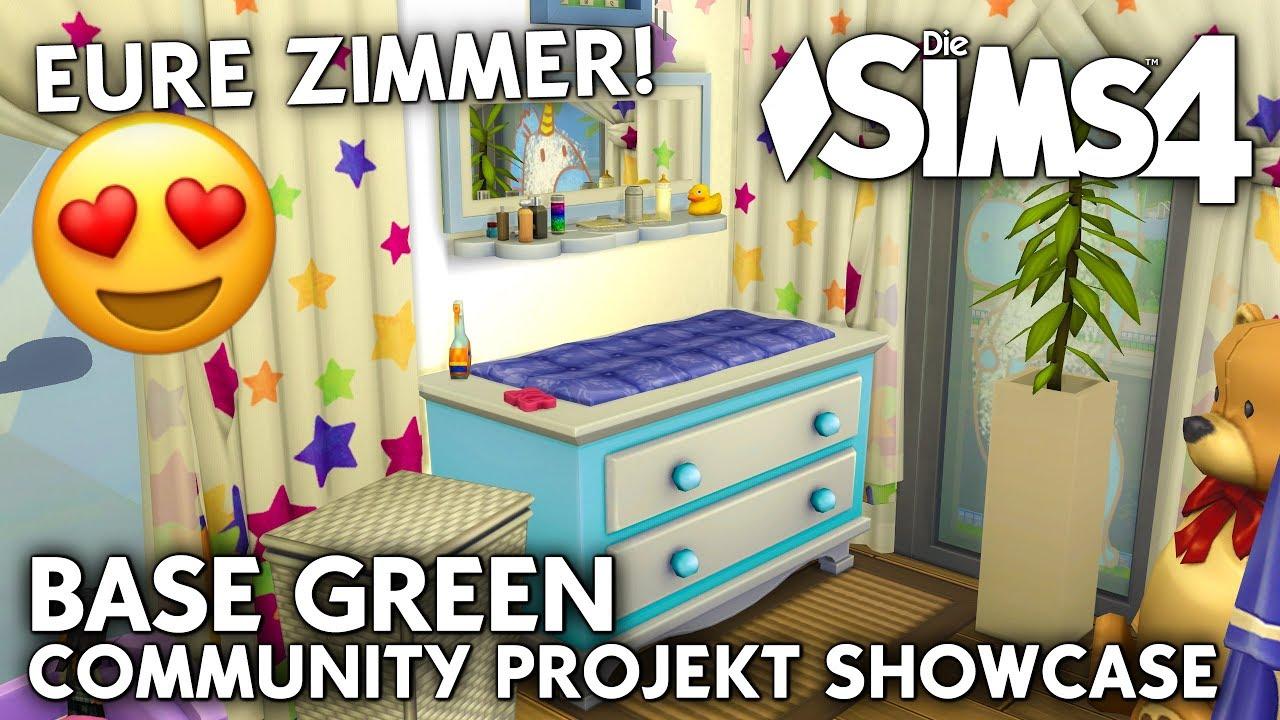 Die Sims 4 Haus Bauen Ohne Packs Base Green Community Projekt
