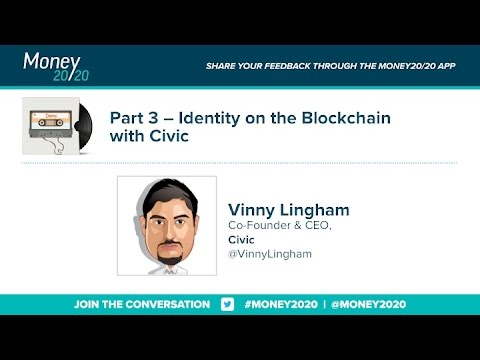 Identity On The Blockchain With Civic