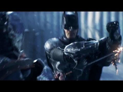 Download Batman Arkham Origins Trailer : Batman VS Deathstroke !