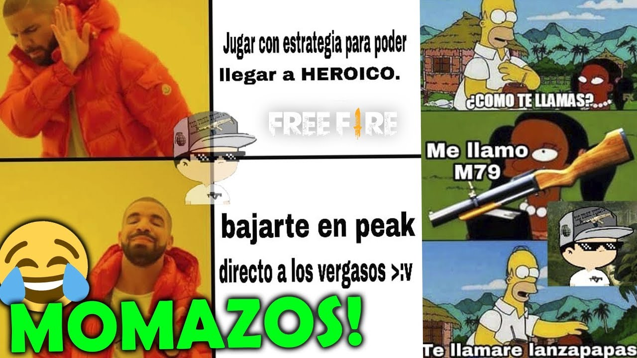 Los Mejores Memes De Free Fire 2 By Deanplay