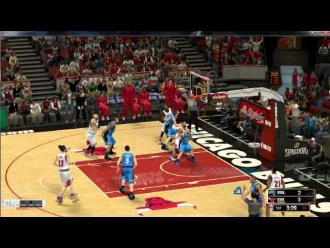 Bulls 2013-14 Starters