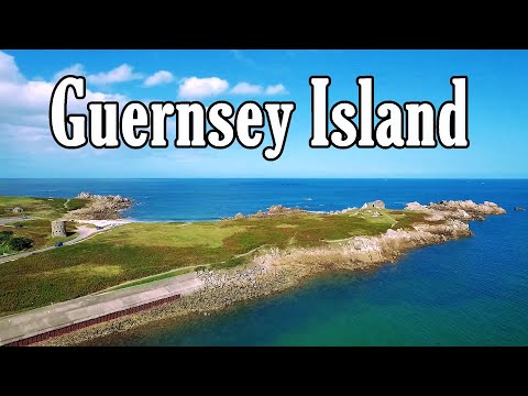 Guernsey Island attractions and points of interest