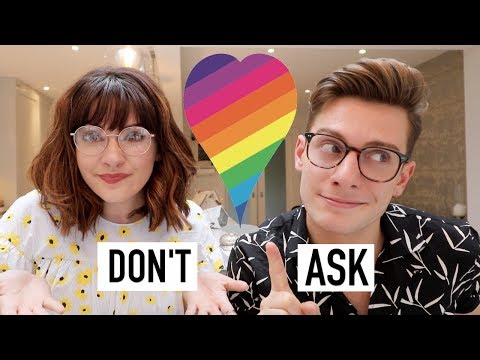 10 Things Not To Ask A Gay/Bi Person | ad