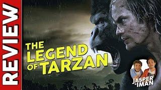 The Legend of Tarzan - Film Review Jasper en Iman - Spoiler Free