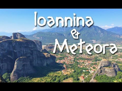 23 - Backpacking Greece: Ioannina & Meteora