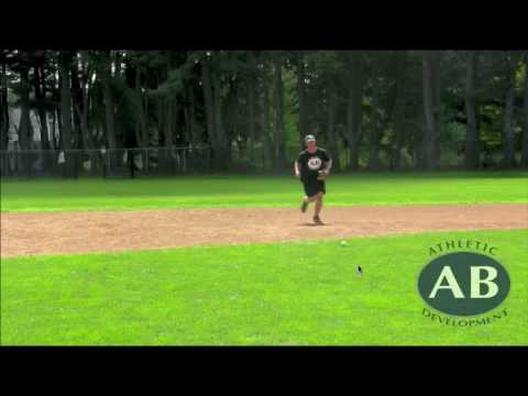 Baseball Infield Instruction - Slow Rollers