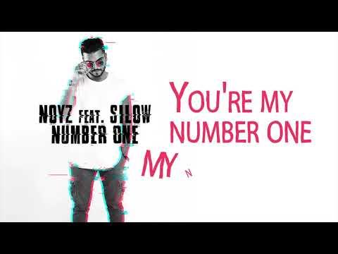 Noyz ft.Silow - Number One (Lyrics Video)