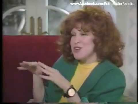 Bette Midler and her husband Martin von Haselberg and Her daughter from YouTube · Duration:  1 minutes 16 seconds