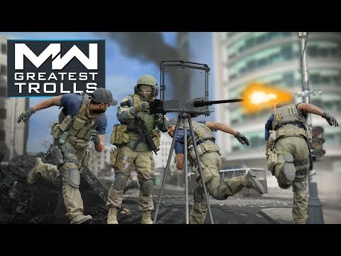 Greatest Trolling Moments in Modern Warfare (COD Funny Moments)