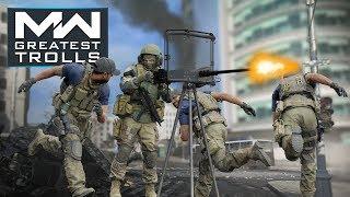 Greatest Trolling Moments in Modern Warfare (COD Funny Moments)