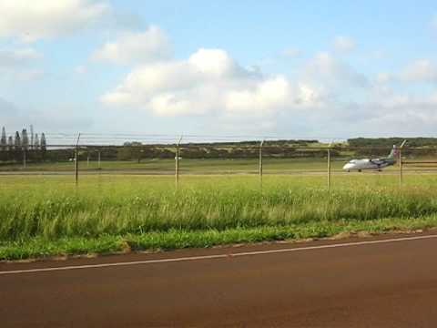 Tiny Airport with Tiny Plane: Island Air Takes Off