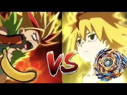 The Dragon Vs The Banana Drain Fafnir Vs Maximum Garuda