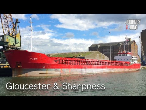 Narrowboat the Gloucester & Sharpness Canal & Railway Disaster -10
