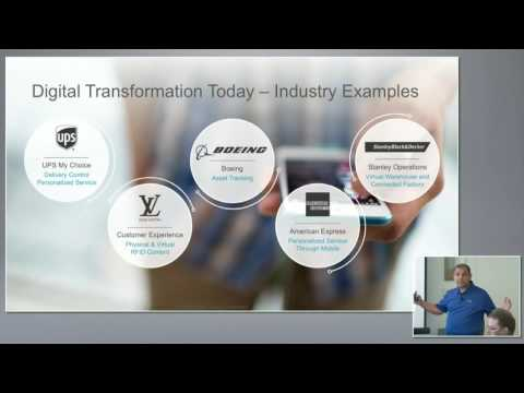 Cisco Digital Business Transformation with Srivatsan Desikan