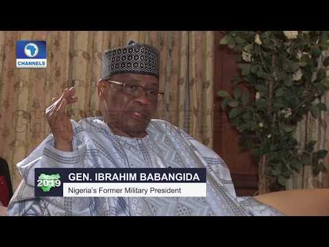 No One Cares On Why 1993 Election Was Annulled,My Friendship With MKO Abiola-- IBB