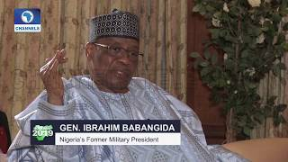 No One Cares About Why 1993 Election Was Annulled,My Friendship With MKO Abiola-- IBB