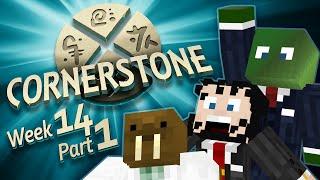 Minecraft Cornerstone - Cash in the Attic (Week 14 Part 1)