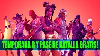 Fortnite ? Playing with subs Testing the NEW* Season 8 FREE Battle Pass