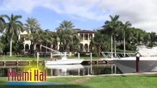 Coral Gables, FL @ Gables Estates Gated Community