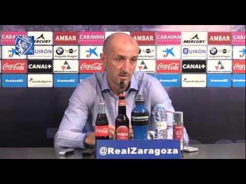 Ranko Popovic en rueda de prensa - 19/6/2015
