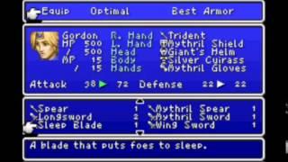 Let's Play Final Fantasy 2 DOS with Firewizard23, Part 18, Hentai Porn