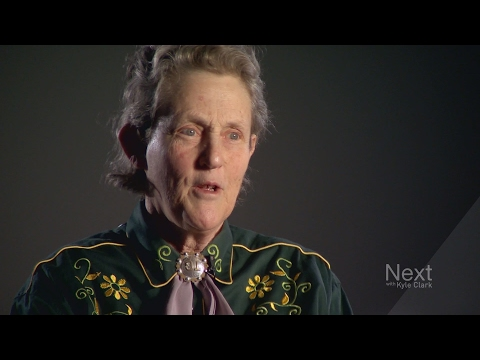 Temple Grandin: Thinking in pictures, her big break
