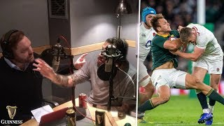 The Rugby Pod get heated over THAT tackle
