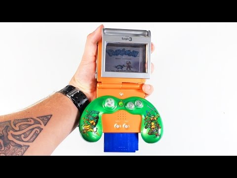 Pimp My Gameboy Advance SP