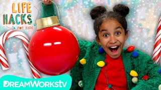 Holiday Room Decor #ad | LIFE HACKS FOR KIDS
