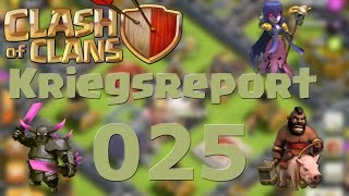 "COC [Kriegsreport #025] ""Schweinepower im CW!"" 