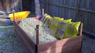 Australian Gardens - How To Build An Organic Raised Garden Bed! Hunters Hill, Nsw 2110 Australia