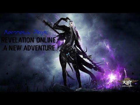 [Revelation Online] .A new adventure.