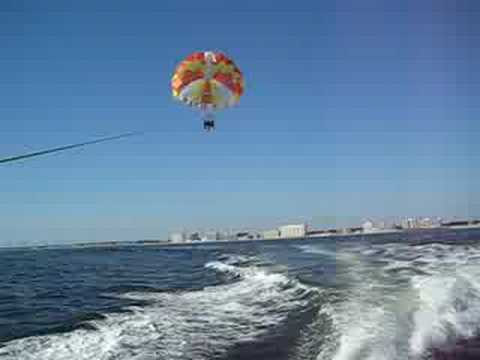 Parasailing Virginia Beach