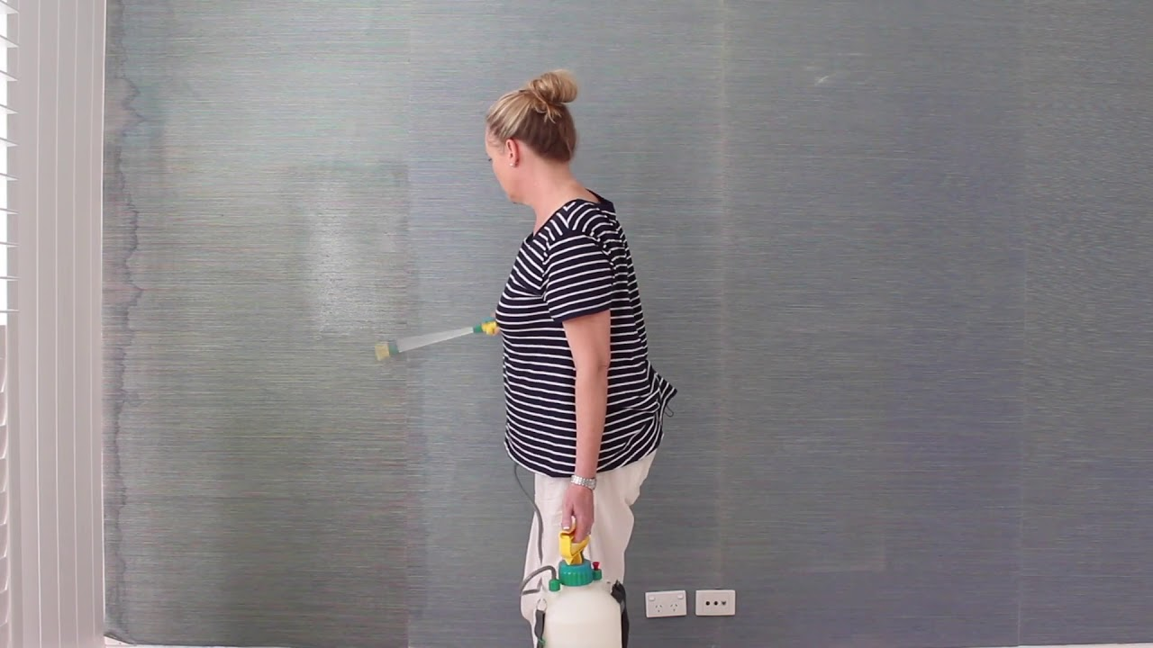 How To Remove Wallpaper Without Hiring A Steamer