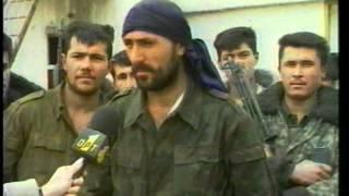 Военный РЕПОРТАЖ. Таджикистан. Декабрь 1996 года (2)