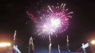 Yanni-The Dream Concert In Egypt/Santorini with amazing fireworks