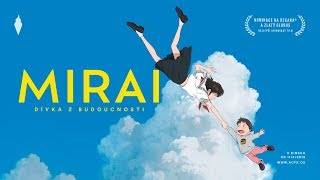 Film Mirai, dívka z budoucnosti (2018), japonské anime v kinech od 11. dubna 2019 s českým dabingem!